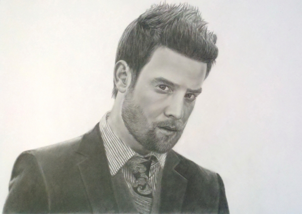 David Cook by Pencil2Paper